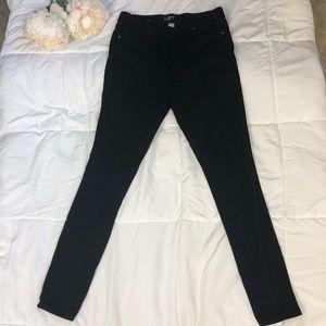 Loft Black leggings
